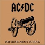 AC/DC For Those About To Rock We Salute You<完全生産限定盤> LP
