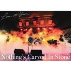 Nothing's Carved In Stone Nothing's Carved In Stone Live at 野音 DVD