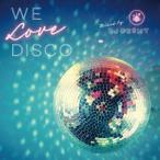 DJ OSSHY We Love Disco mixed by DJ OSSHY CD