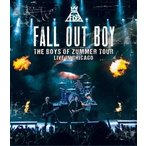Fall Out Boy ザ・ボーイズ・オブ・ザマー・ツアー ライヴ・イン・シカゴ Blu-ray Disc