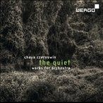 ダニエル・バレンボイム Chaya Czernowin: The Quiet - Works for Orchestra CD