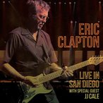Eric Clapton Live in San Diego CD