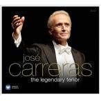 ホセ・カレーラス Jose Carreras - The Legendary Tenor<限定盤> CD