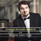 シャルル・リシャール=アムラン Live - Beethoven, Enescu, Chopin CD