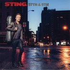 Sting 57th & 9th: Super Deluxe Edition [CD+DVD]<限定盤> CD