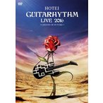 布袋寅泰 GUITARHYTHM LIVE 2016 DVD