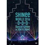 SHINee SHINee WORLD 2016 ��D��D��D�� Special Edition in TOKYO DOME DVD