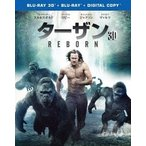 デイヴィッド・イェーツ ターザン:REBORN 3D&2Dブルーレイセット Blu-ray 3D