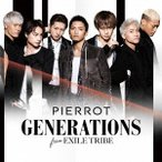 GENERATIONS from EXILE TRIBE PIERROT [CD+DVD] 12cmCD Single