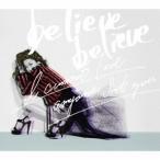 JUJU believe believe/あなた以外誰も愛せない [CD+DVD]<初回生産限定盤> 12cmCD Single