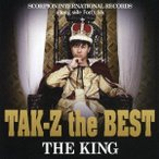 "TAK-Z TAK-Z the BEST """"THE KING"""" CD"