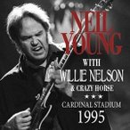 Neil Young Cardinal Stadium 1995 CD