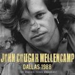 John Mellencamp Dallas, 1988 CD