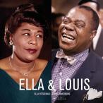 Ella Fitzgerald Ella & Louis������ס� LP
