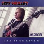 Jeff Healey Holding On  CD