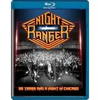 Night Ranger 35 Years And A Night In Chicago Blu-ray Disc