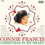 Connie Francis クリスマス・イン・マイ・ハート CD