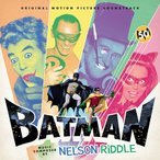 Nelson Riddle Batman The Movie CD