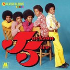 The Jackson 5 5 Classic Albums CD