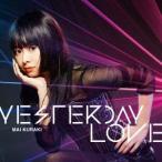倉木麻衣 YESTERDAY LOVE<通常盤> DVD