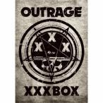 OUTRAGE XXX BOX [2CD+DVD]<初回生産限定盤> CD 特典あり
