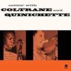 John Coltrane Cattin' with Coltrane and Quinichette LP