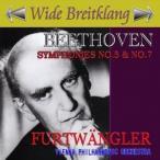 ヴィルヘルム・フルトヴェングラー ベートーヴェン: 交響曲 第5番ハ短調「運命」、交響曲 第7番イ長調作品92 CD