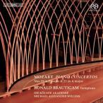 ロナルド・ブラウティハム モーツァルト: ピアノ協奏曲集第4集 - 第19番, 第23番 SACD Hybrid