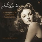 Julie London Classic Album Collection: Julie Is Her Name/Lonely Girl/About The Blues/Calendar Girl LP