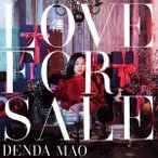 傳田真央 Love for Sale CD