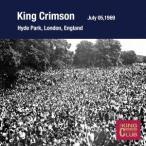 King Crimson コレクターズ・クラブ 1969年7月5日 ハイドパーク CD