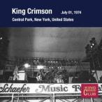King Crimson コレクターズ・クラブ 1974年7月1日 セントラルパーク CD