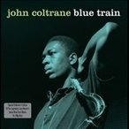 John Coltrane Blue Train (Blue Vinyl) LP