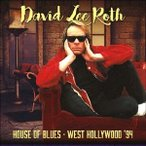 David Lee Roth House Of Blues: West Hollywood '94 CD