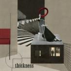 中田裕二 thickness [CD+DVD]<初回限定盤> CD 特典あり