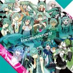EXIT TUNES PRESENTS Vocalohistory feat.初音ミク [4CD+イラストブック+ブックレット+グッズ]<限定生産盤> CD