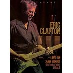 Eric Clapton Live in San Diego with Special Guest J.J. Cale Blu-ray Disc