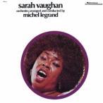 Sarah Vaughan ウィズ・ミシェル・ルグラン CD 特典あり