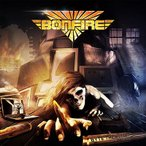 Bonfire Byte The Bullet CD
