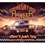 Night Ranger Don't Let Up [CD+DVD] CD