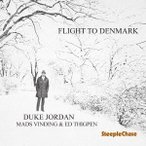 Duke Jordan Trio フライト・トゥ・デンマーク CD