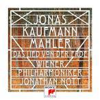ヨナス・カウフマン Mahler: Das Lied von der Erde CD