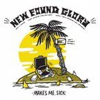 New Found Glory Makes Me Sick CD 特典あり