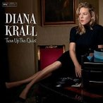 Diana Krall Turn Up the Quiet LP