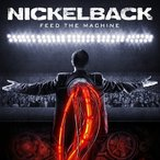 Nickelback Feed the Machine CD