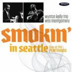 Wes Montgomery スモーキン・イン・シアトル ライヴ・アット・ザ・ペントハウス1966 CD