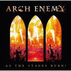 Arch Enemy アズ・ザ・ステージズ・バーン ヴァッケン・ライヴ 2016 [Blu-ray Disc+CD]<通常盤> Blu-ray Disc