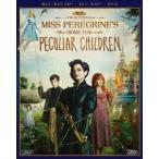 ティム・バートン ミス・ペレグリンと奇妙なこどもたち 3枚組3D・2Dブルーレイ&DVD<初回生産限定版> Blu-ray 3D