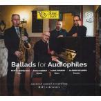 Scott Hamilton Quartet Ballades For Audiophiles SACD
