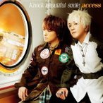 access Knock beautiful smile [CD+DVD+フォトブックレット] 12cmCD Single 特典あり
